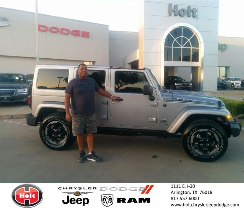Congratulations To Janell Willis On Your Jeep Wrangler Unlimited