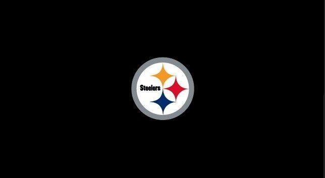 Pittsburgh Steelers 8ft Poker/Billiard/Pool Table Cloth/Felt
