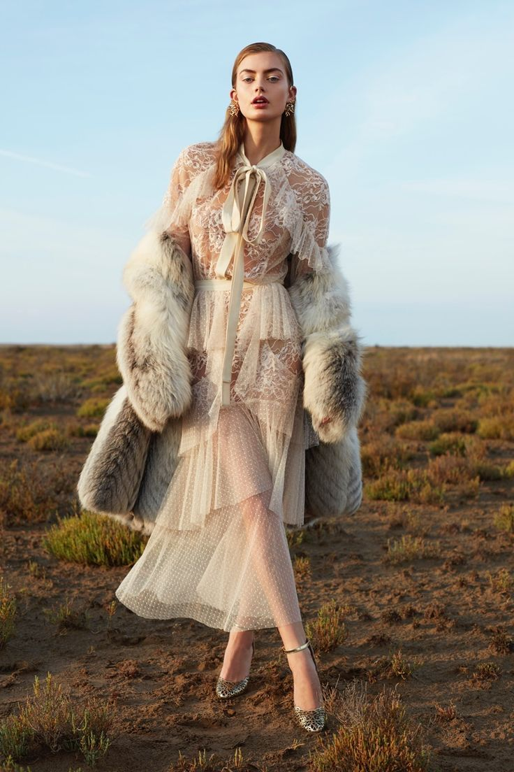 Hanna Verhees Poses In Retro Inspired Styles For Harper's