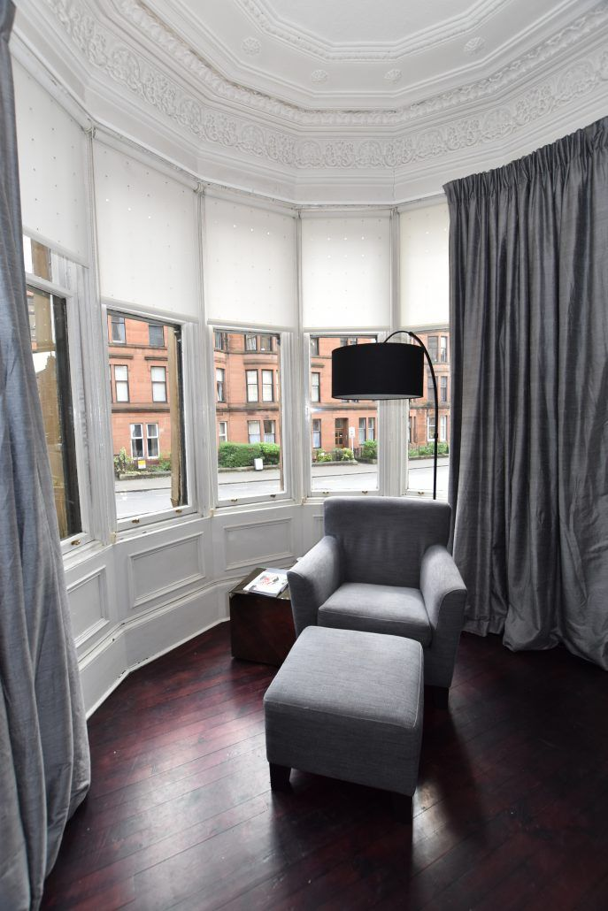 A beautiful flat for sale in Glasgow's West End! An ...