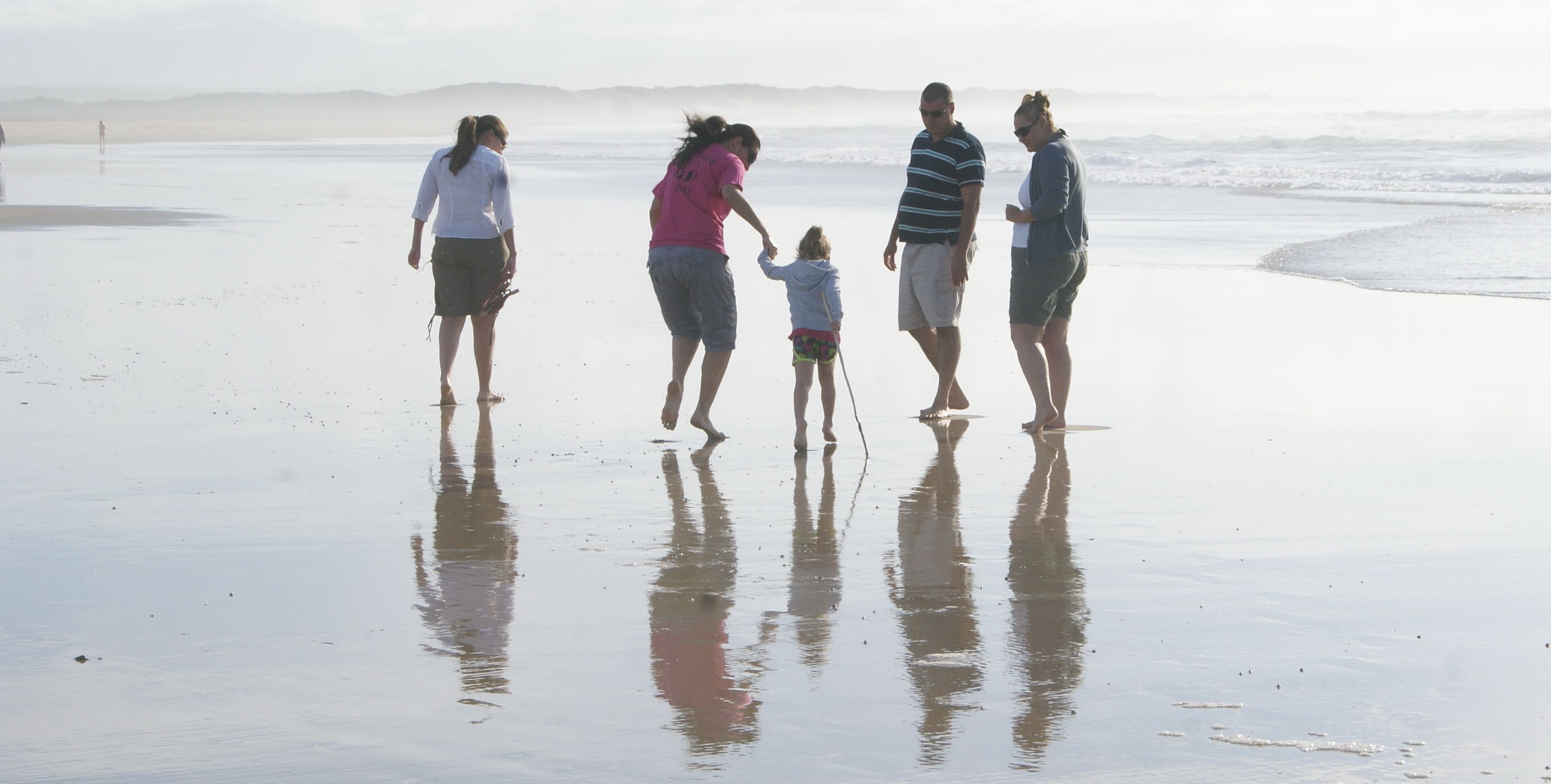 FamilY FuN in JeffreyS BaY
