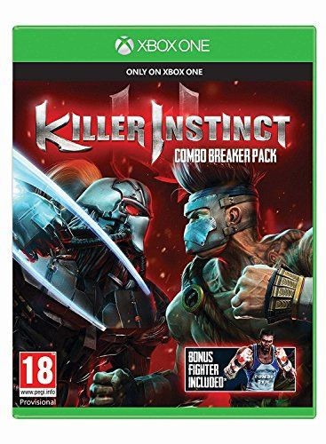 Killer Instinct Combo Breaker Pack Xbox One ** Read more  at the image link.Note:It is affiliate link to Amazon.