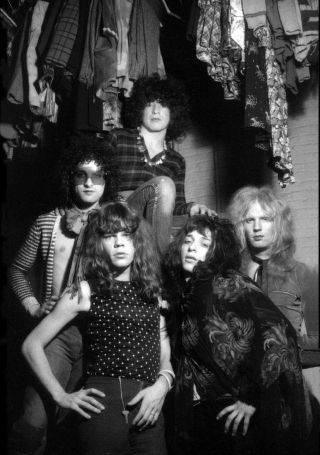 New York Dolls, 1971, by Leee Black Childers. | Johnny ...