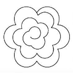 Photo of Tutorial per realizzare una ghirlanda di fiori di feltro – Nell'essenziale …