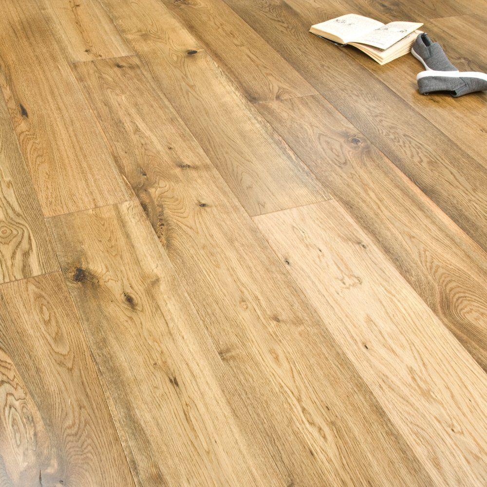 Titanium Series Engineered Flooring 15/4 x 189mm Oak