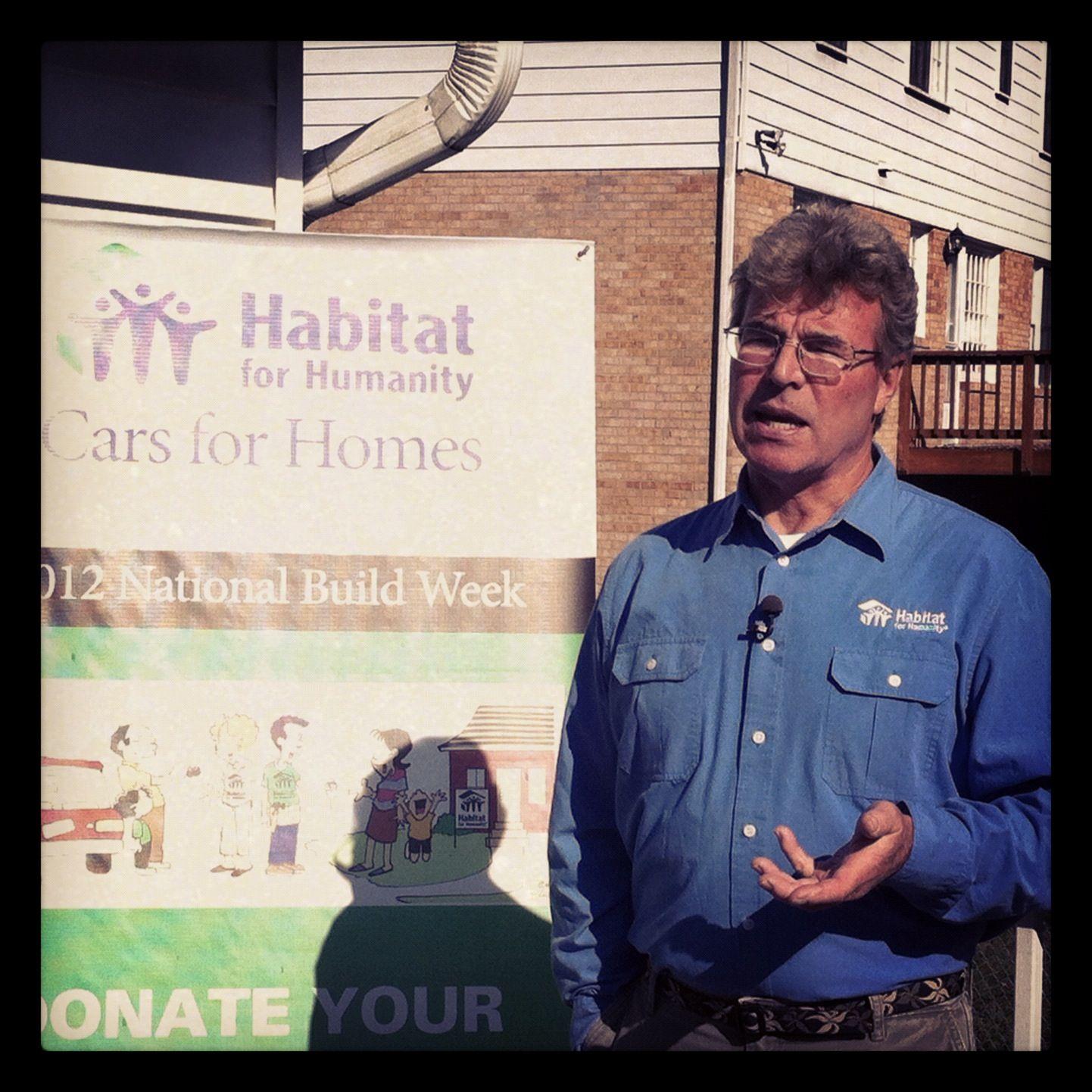 Clark howard sponsoring habitat for humanity house in tulsa - Clark Howard Sponsoring Habitat For Humanity House In Tulsa 59