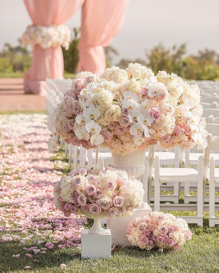 Pink Wedding Decoration Ideas: 6 Fabulous Wedding Ideas That You Need To See