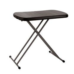 Product Image For Lifetime Personal Table Black Folding Table