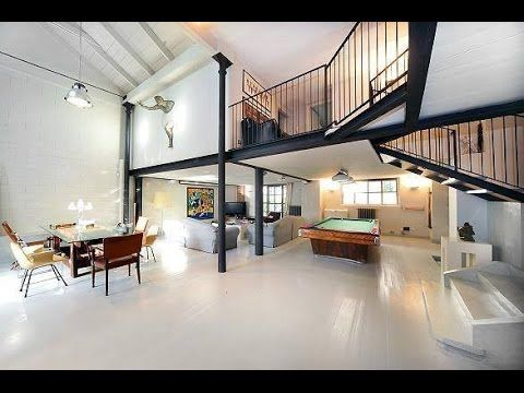 Amazing Urban Loft Home Design Ideas Youtube Luxury Loft Loft Apartment Loft Design
