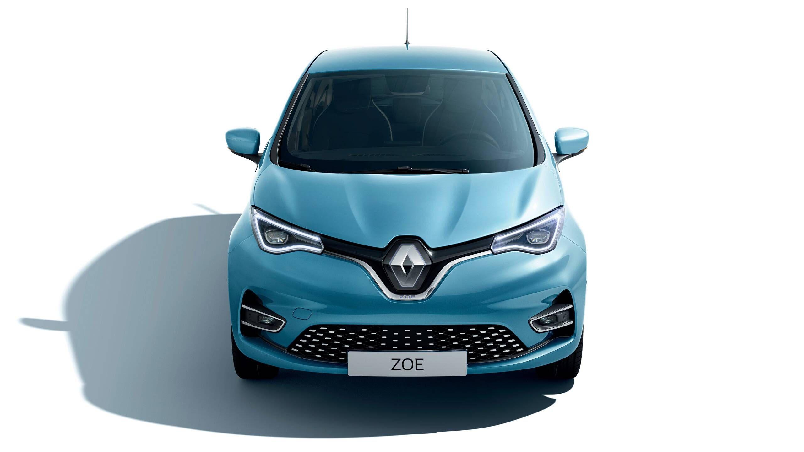 New Renault ZOE in 2020 New renault, City car, Renault zoe