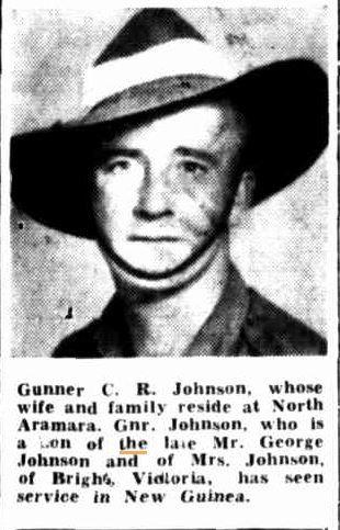 Gunner C R Johnson http://nla.gov.au/nla.news-article151393599