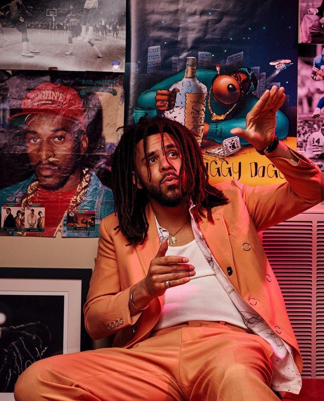 J.Cole jcole hiphop rap celebs J cole, Gq usa