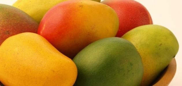 طريقة تخزين المانجو Bebek Yemekleri Mango Meyve