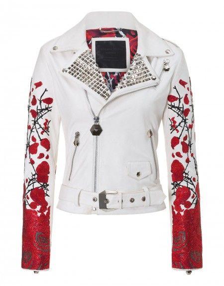 Köp Jeansjackor från Philipp Plein för Kvinna Online