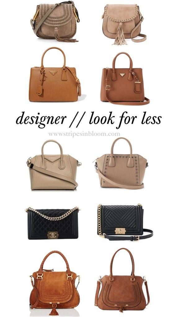 Fall Handbags Designer Look For Less Bags