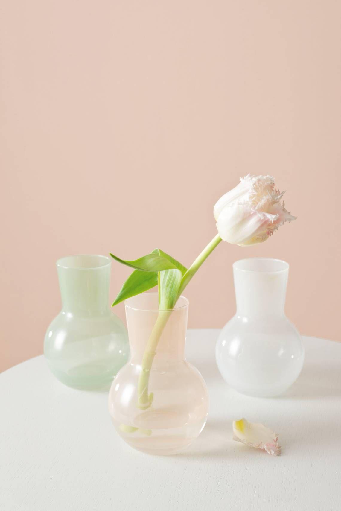 Leonardo Primavera Tischvasen Mood 2 Vase Glas Porzellan