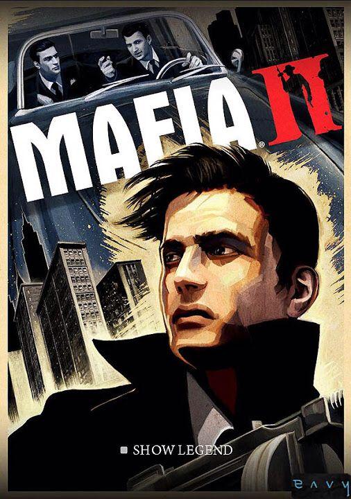 Mafia 2 Artwork Video Games Merchandise Mafia Game