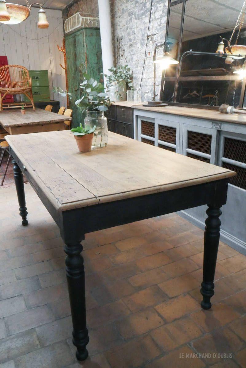 Tables Consoles Bureaux Par Le Marchand D Oublis Mobilier De Salon Restaurer Meuble Decoration Maison