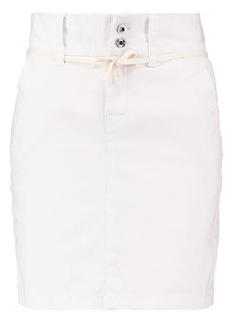 new product a0e22 1c511 G-Star BRONSON SAILOR SKIRT - Gonna di jeans - optical white ...