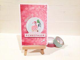mi rinconcito de arte postales navideas