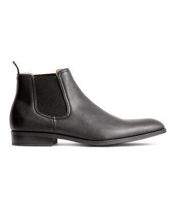 nuevo estilo 4c607 d349a Hombre   Calzado   H&M CL   Men's Style   Chelsea boots ...