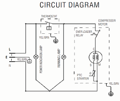 Fridge Compressor Overload Relay Run Capacitor Wiring Diagram Google Search Electrical Circuit Diagram Circuit Diagram Diagram