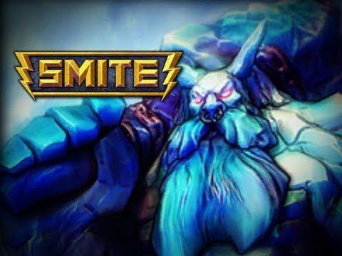 SMITE - New Skin for Ymir - Irezumir - YouTube