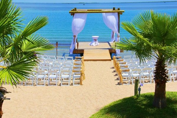 Mansion By The Sea Is A Private Ocean Front Venue For Your Upcoming Texas Beach Wedding Located In Corpus Christi Aransas P Area