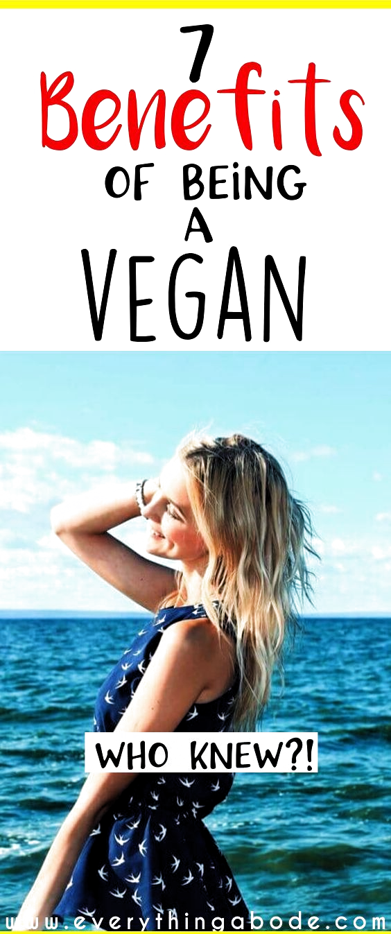 Ready to know the great benefits of going vegan?! If you decide to go vegan, you may notice some of...