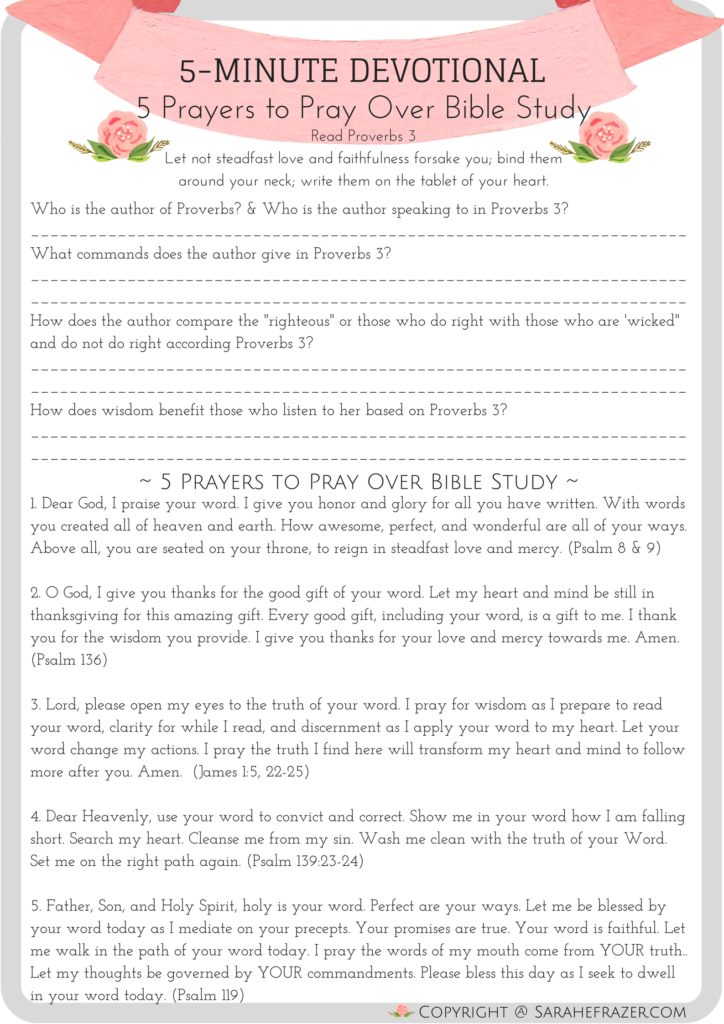 godly woman bible study pdf
