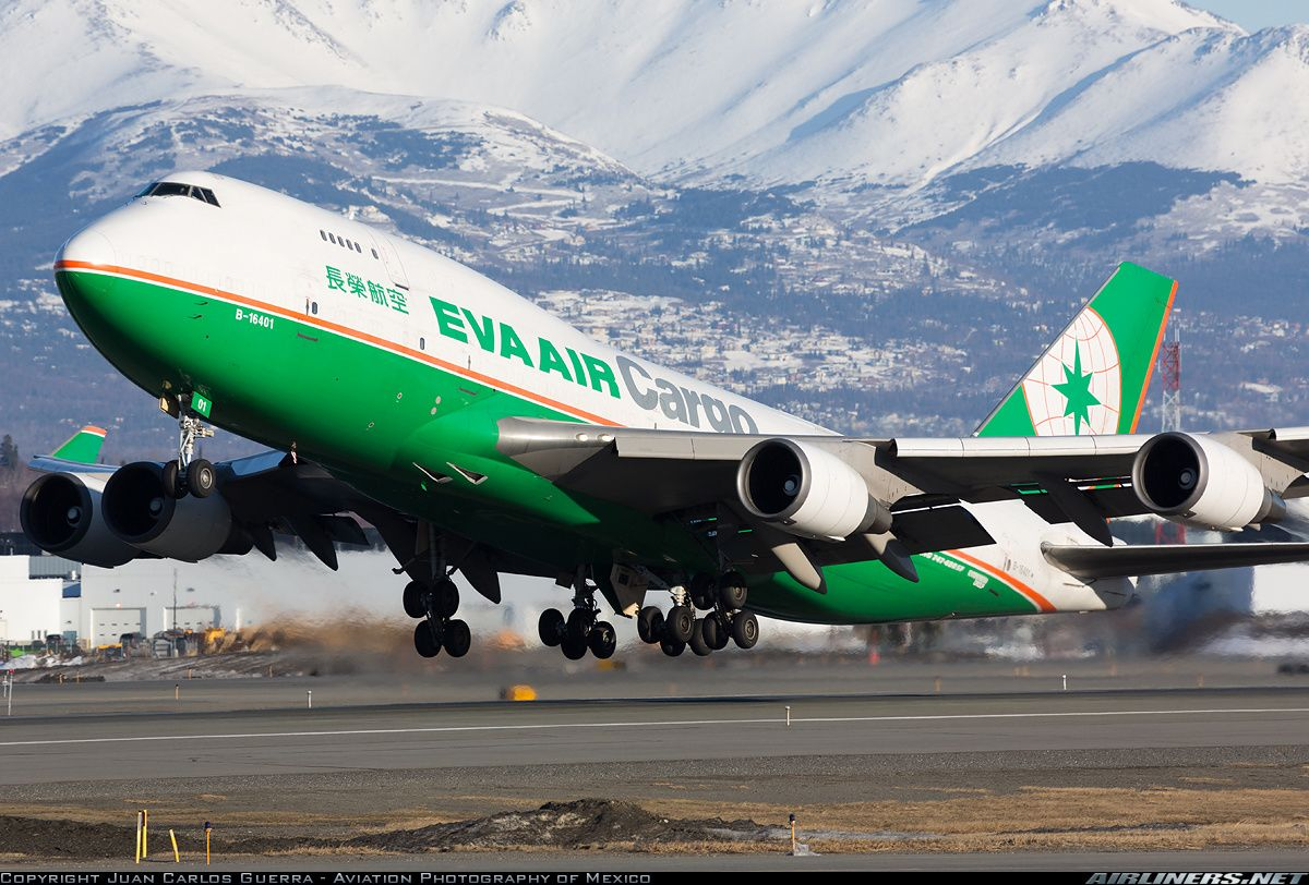 Boeing 747-45E(BDSF)