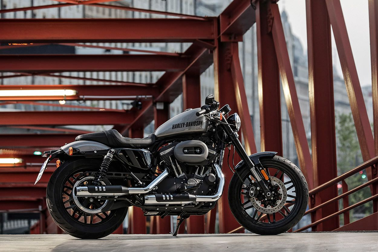 Ride Report Is The New Harley Roadster Any Good Harley Davidson Roadster Harley Davidson Bikes Harley Roadster