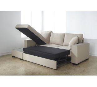 Corner Sofa Bed With Storage 565