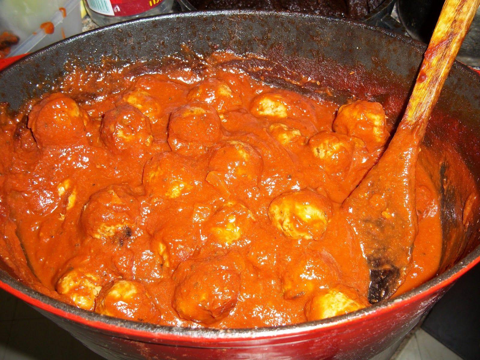 Gizzard meatballs recipe penniless parenting