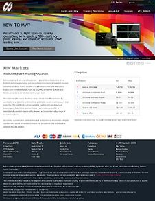 MW Markets - new broker from Seychelles. See page for details.