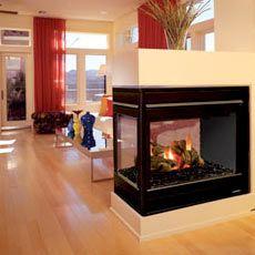 Lennox Edvpfnm Natural Millivolt 40 Elite Direct Vent Gas Fireplaces Top Rear Combo Peninsula Lo Vented Gas Fireplace Fireplace Direct Vent Gas Fireplace