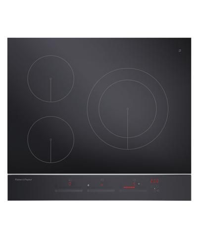 Ci603dtb2 60cm 3 Zone Touch Slide Induction Cooktop Cooktop Induction Cooktop Cooking Appliances