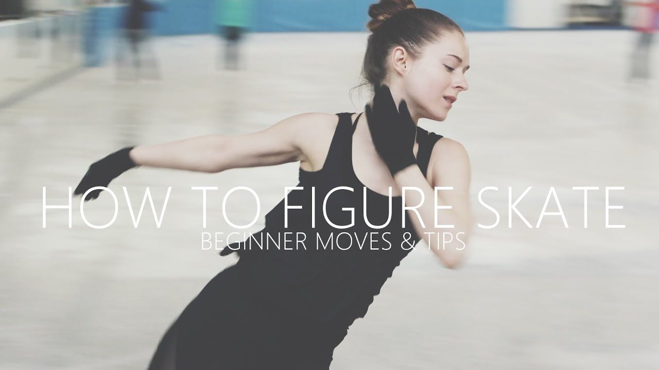 How to figure skate beginner moves tips in 2020 figure