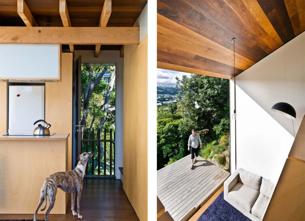 This Small Home Is Enormously Clever Pre Fab Tiny House