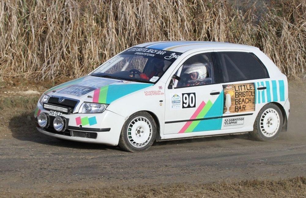 Skoda Fabia 1 4 16v Rally Car Racecar Rallycar Skoda Fabia Rally Car Skoda