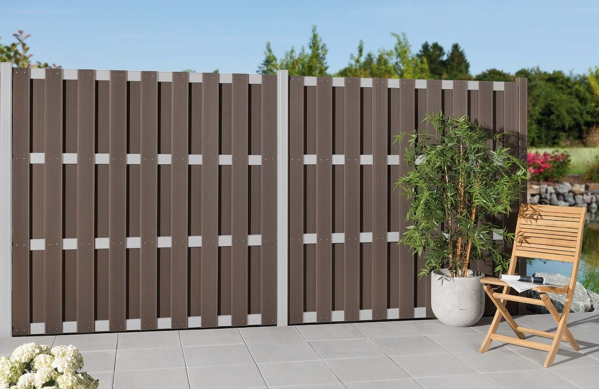 synthetic fence boards manufacturer PVC