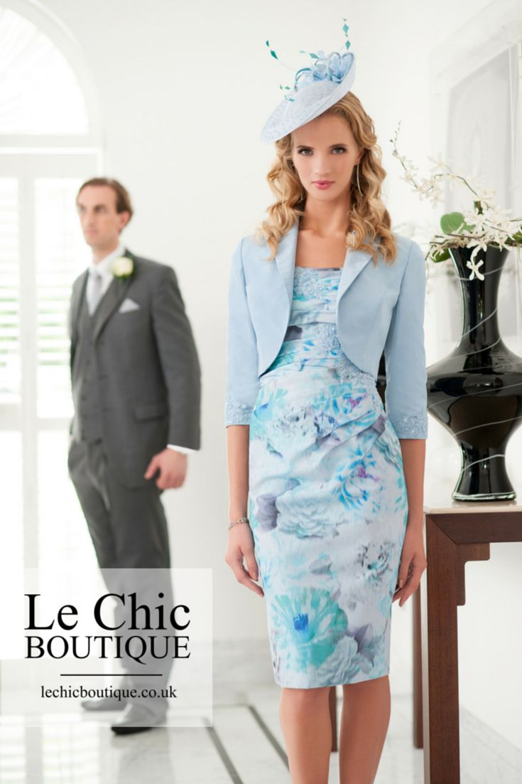 """Ispirato Style No. IS903 """"...A gorgeous printed taffeta with a ..."""