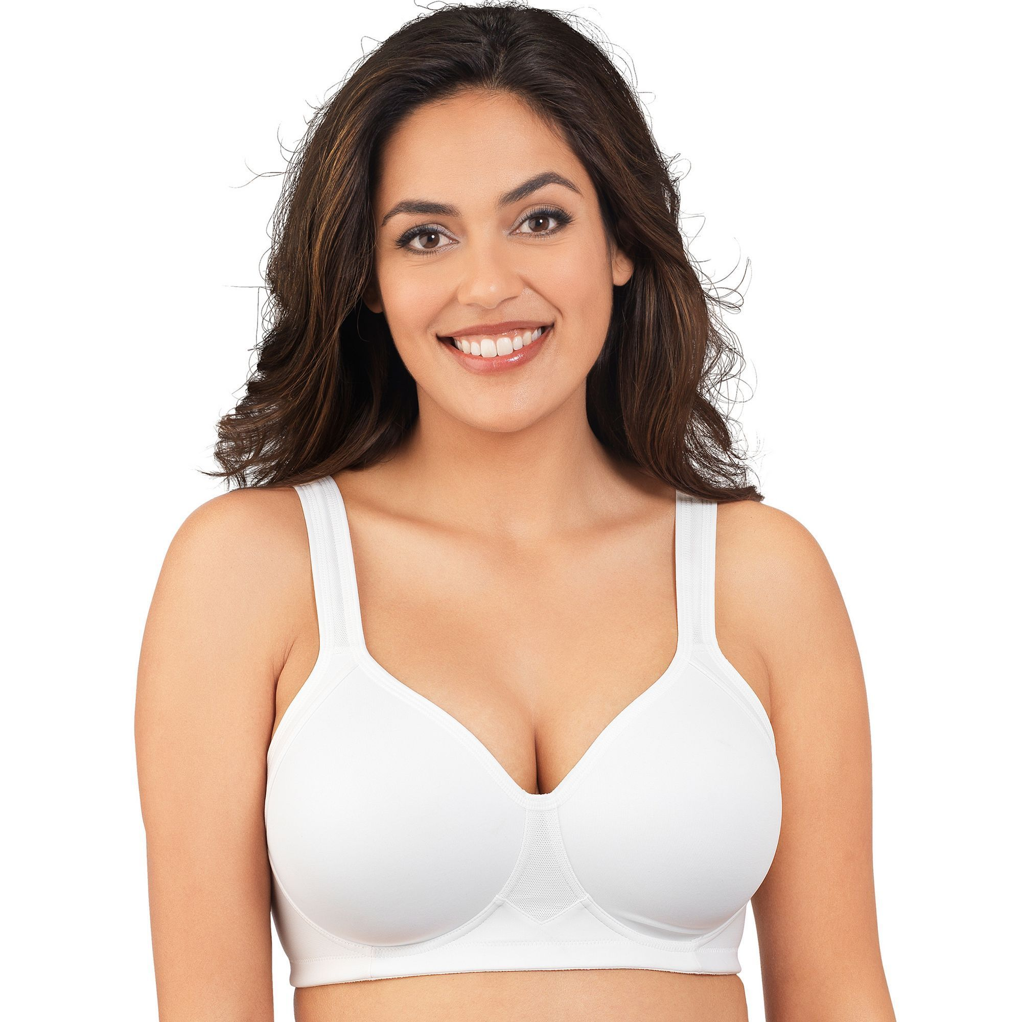 16f45c6e67 Plus Size Vanity Fair Bras  Sport Full-Figure Wire-Free Bra 71500