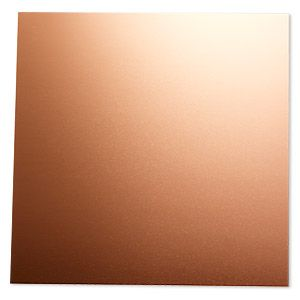 Sheet Anodized Aluminum Copper 5 3 4 X 5 3 4 Inch Square 26 Gauge Sold Individually In 2020 Water Abstract Abstract Photography Photography