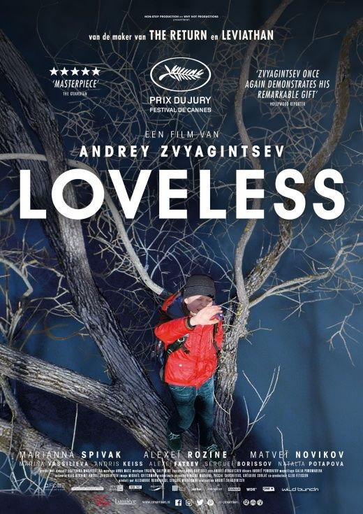 Image result for LOVELESS ( 2017 ) POSTER