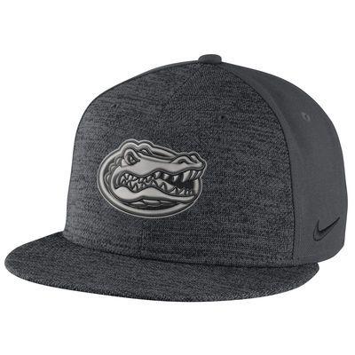 Florida Gators Adjustable Gray Cap Mesh Back Hat