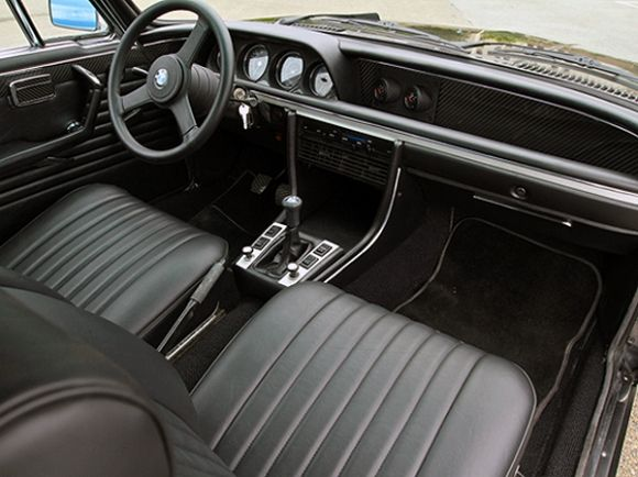 Sharp And Dark No Reserve 1972 Bmw 3 0 Csi Bmw Bmw E9 Bmw E30