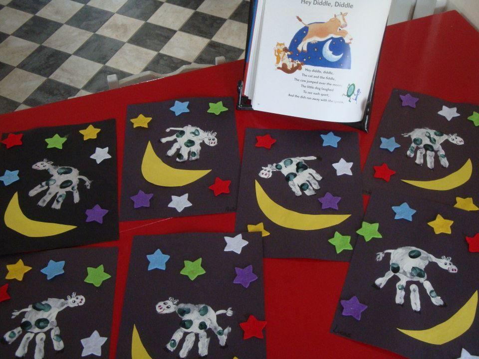 Hey Diddle Activity Nursery Rhymes Preschoolpreschool