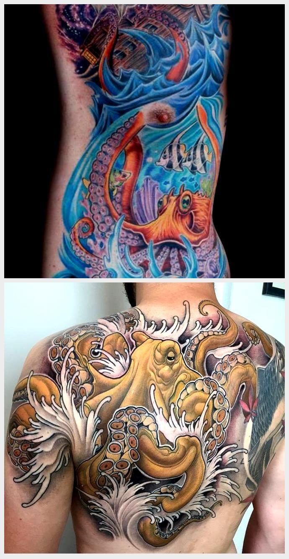 Photo of Bilddetail für -Octopus Tattoo Design By Silverheartx D4hsje8jpg –  Bilddetail …