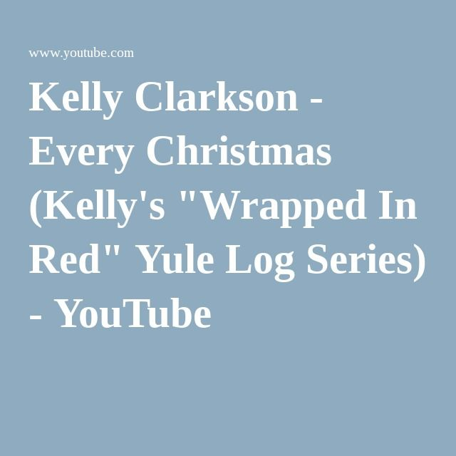 Kelly Clarkson - Every Christmas (Kelly\u0027s \